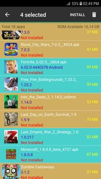 Apk Installer скриншот 3