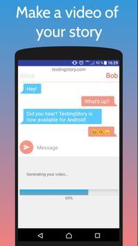 TextingStory скриншот 2