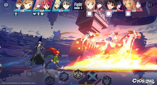 Crossing Void скриншот 2