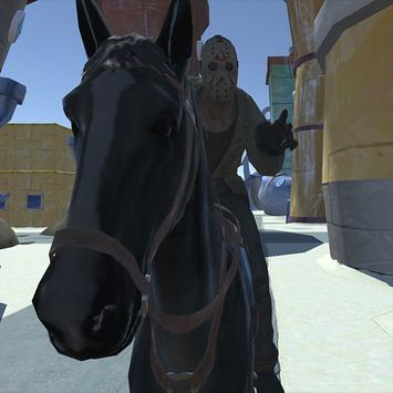 Funny Horror Game скриншот 2