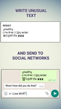 Text converter скриншот 1