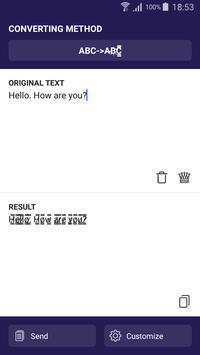 Text converter скриншот 5