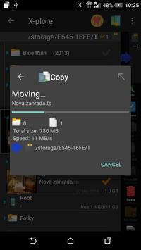 X-plore File Manager скриншот 3