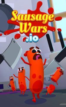 Sausage Wars.io скриншот 5