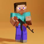 Моды на оружие на Майнкрафт ПЕ