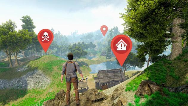 Вудкрафт - Остров Выживания скриншот 4