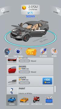 Idle Car скриншот 3