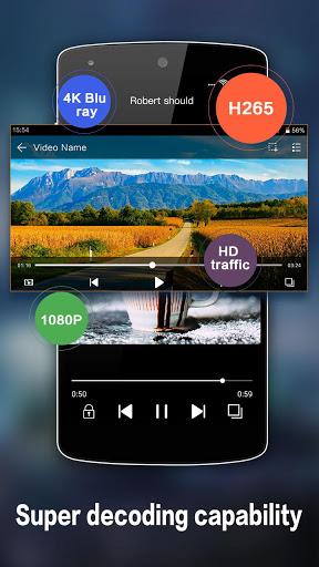 HD Video Player скриншот 3