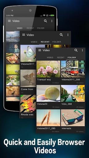 HD Video Player скриншот 4