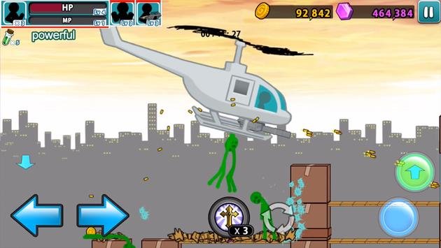 Anger of stick 5: zombie скриншот 2