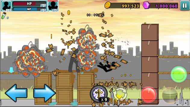 Anger of stick 5: zombie скриншот 3