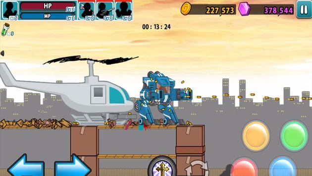 Anger of stick 5: zombie скриншот 4