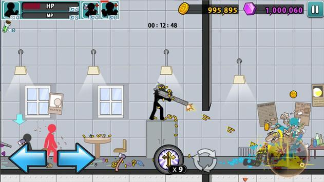 Anger of stick 5: zombie скриншот 5