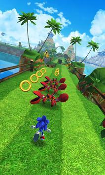 Sonic Dash скриншот 1