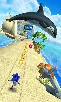 Sonic Dash скриншот 2
