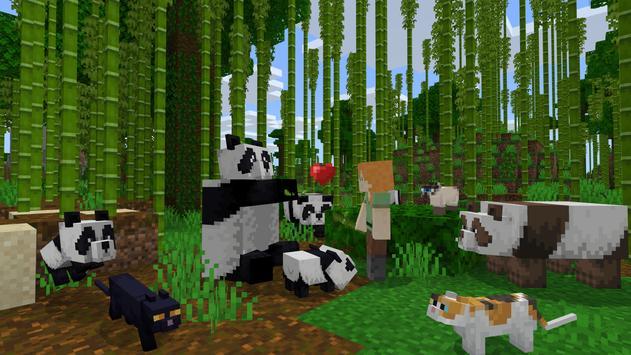 Пробная версия Minecraft скриншот 4