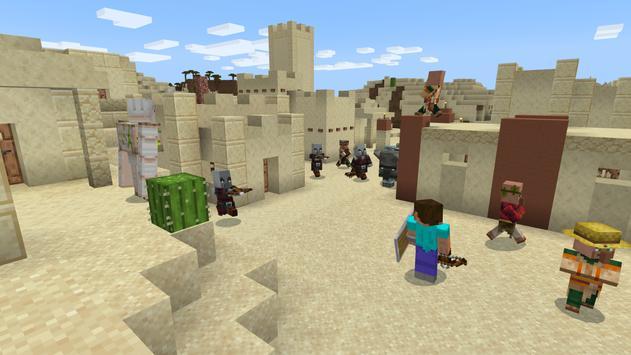 Пробная версия Minecraft скриншот 5