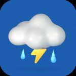 Местный прогноз погоды - радарная карта