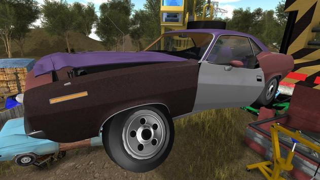 Почини Мою Машину: мускул 2 - свалка! LITE скриншот 2