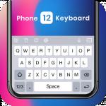 Keyboard For iPhone 12 : iOS Keyboard