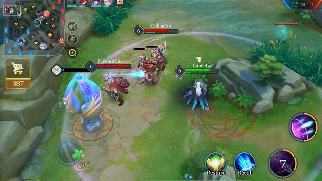 Arena of Valor скриншот 1