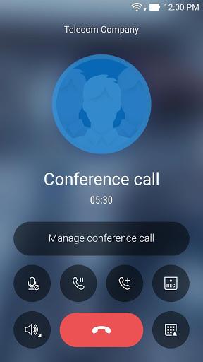 ASUS Calling Screen скриншот 5
