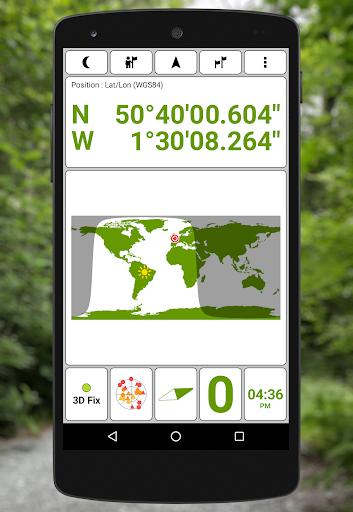 GPS Test скриншот 4
