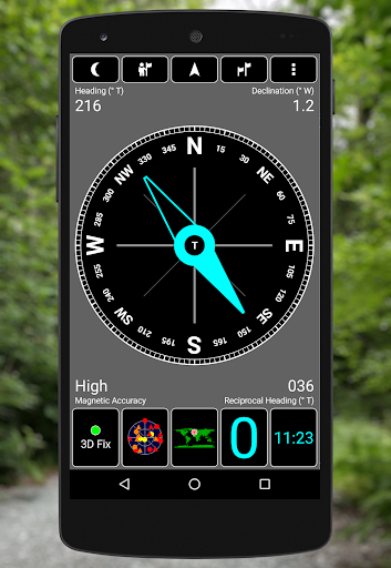 GPS Test скриншот 5