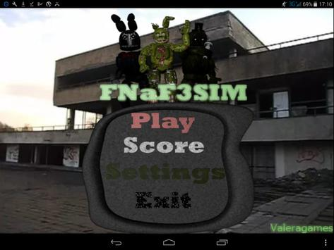 Симулятор аниматроника Full скриншот 3