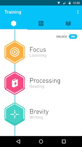 Elevate - Brain Training скриншот 1