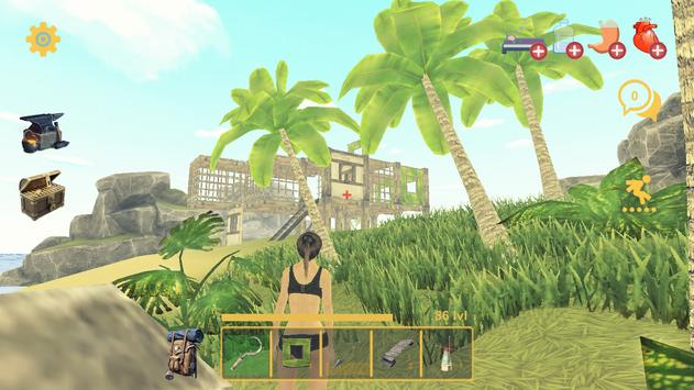 Raft Survival: Multiplayer скриншот 4