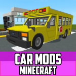 Car Mods For Minecraft   Transport MCPE Addons