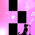 Cat Dog Magic Tiles