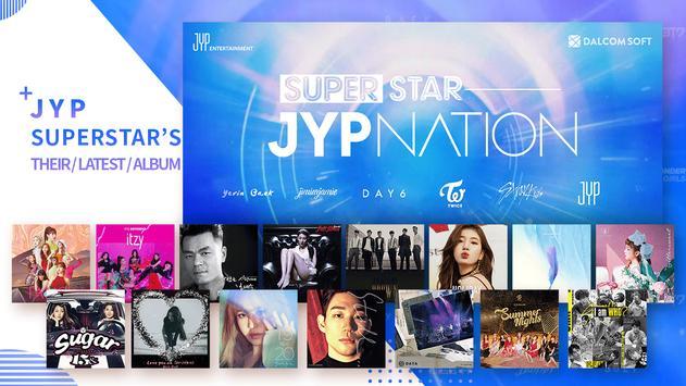 SuperStar JYPNATION скриншот 2