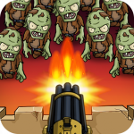 Zombie War - Idle TD game