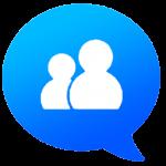Messenger для сообщений, текста, видеочата