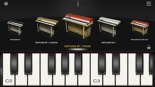 iLectric Piano Free скриншот 1