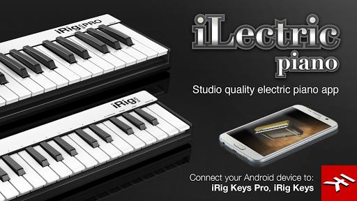 iLectric Piano Free скриншот 2