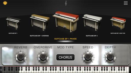 iLectric Piano Free скриншот 4