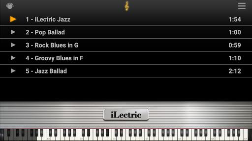 iLectric Piano Free скриншот 5