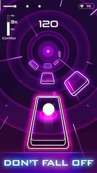 Magic Twist: Twister Music Ball Game скриншот 1