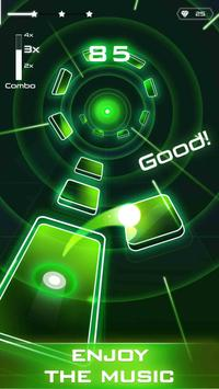 Magic Twist: Twister Music Ball Game скриншот 4
