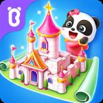 Замок мечты маленькой панды