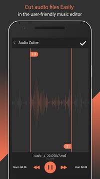 MP3-резак скриншот 2