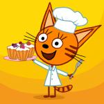 Три Кота: Развивающие игры для детей от 1 до 5 лет