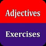 English adjectives Exercises