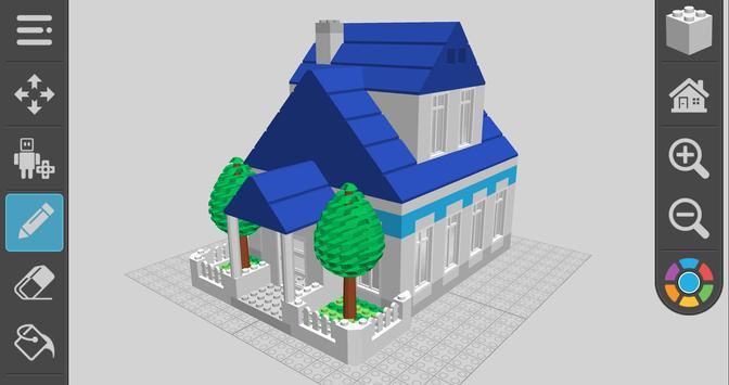 Draw Bricks скриншот 1