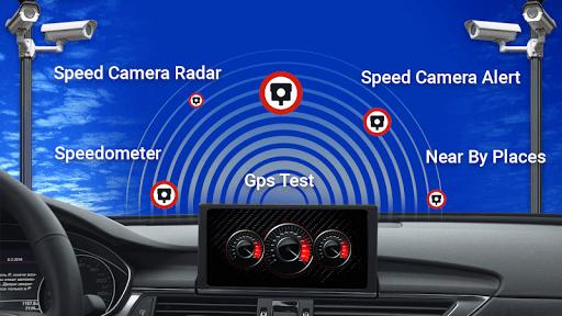 Датчик скорости камеры - полицейский радар скриншот 1