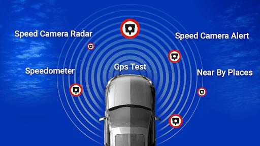 Датчик скорости камеры - полицейский радар скриншот 2