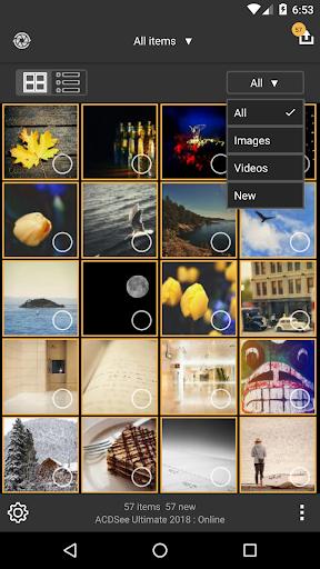 ACDSee Mobile Sync скриншот 3